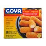 Goya -  Chicken Croquettes 0041331090704
