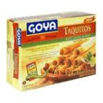 Goya -  Mexican Kitchen Taquitos Beef 0041331091961