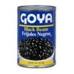 Goya -  Black Beans Premium 0041331124669