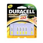 Era - Easy Tab Hearing Aid Batteries #10 0041333822488  / UPC 041333822488