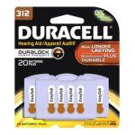 Era - Easy Tab Hearing Aid Batteries #312 0041333838489  / UPC 041333838489