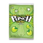 American Licorice Company -  Sour Punch Straws Apple 0041364080192