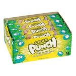 American Licorice Company -  Sour Punch Straws Zappin' Apple 0041364380520