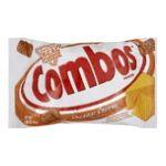 Combos - Pretzel Snacks Cheddar Cheese 0041419061718  / UPC 041419061718