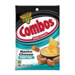 Combos - Nacho Cheese Pretzel 0041419162859  / UPC 041419162859