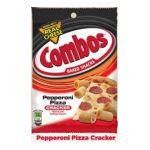 Combos - Pepperoni Pizza Cracker 0041419162866  / UPC 041419162866