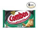 Combos - Cheddar Cheese Pretzel 0041419162880  / UPC 041419162880