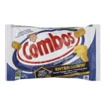 Combos - Snacks Cheddar Cheese Cracker 0041419211748  / UPC 041419211748
