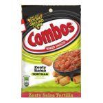 Combos - Snacks Zesty Salsa Tortilla 0041419227916  / UPC 041419227916
