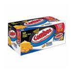 Combos - Cheddar Cracker Snack Size Packs 0041419405666  / UPC 041419405666