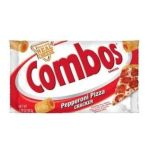 Combos - Pepperoni Pizza Cracker 0041419714737  / UPC 041419714737