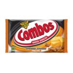 Combos - Snacks Cheddar Cheese Pretzel Single Serving Bags 0041419715710  / UPC 041419715710