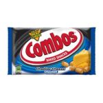 Combos - Snacks Cheddar Cheese Cracker Single Serving Bags 0041419715741  / UPC 041419715741
