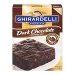 Ghirardelli -  Turtle Brownie Mix 0041449301976