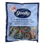 Goody -  Ponytail Rubber Bands 250 elastics 0041457028612