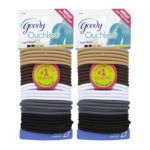 Goody -  Ouchless No Metal Gentle Storage Ring 47368 Elastics 1 St 0041457473689