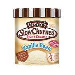 Edy's -  Ice Cream Slow Churned Vanilla Bean 0041548003863