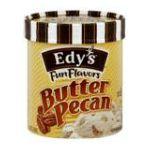 Edy's -  Frozen Dairy Dessert Butter Pecan 0041548034850