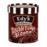 Edy's -  Frozen Dairy Dessert Double Fudge Brownie 0041548074856