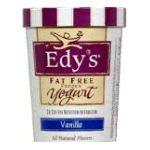 Edy's -  Frozen Yogurt 0041548171388
