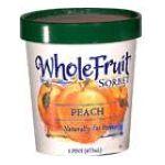 Edy's -  Sorbet Peach 0041548176765