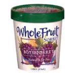 Edy's -  Sorbet Boysenberry 0041548183763