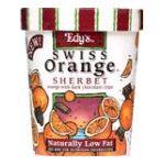 Edy's -  Orange Sherbet 0041548202228