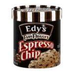Edy's -  Frozen Dairy Dessert Espresso Chip 0041548392851
