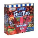 Edy's -  Nsa Black Cherry Strawberry-kiwi Mixed Berry Fruit Bars 0041548605104