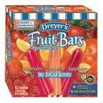 Edy's -  Fruit Bars Variety Pack 0041548608105