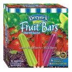 Edy's -  Fruit Bars Variety Pack 0041548620107