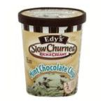 Edy's -  Ice Cream Cups Mint Chocolate Chip 0041548750804