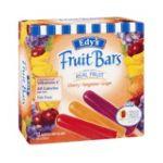 Edy's -  Fruit Bars Variety Pack Dreyer's Edy's 12 ct 0041548751511