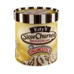 Edy's -  Slow Churned Rich & Creamy Drumstick Ice Cream 1.5 qt,1.41 lt 0041548753874