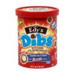 Edy's -  Bite Size Ice Cream Snacks 0041548824536