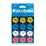 Dec a cake -  Birthday Candle Holders 12 candle holders 0041569100503
