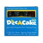 Dec a cake -  Baking Food Color Set 0041569123472