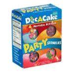 Dec a cake -  Sprinkles Party Assortment 0041569123687