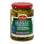 Del monte -  Pickles Sweet Bread & Butter 0041660008241