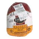 Empire Kosher -  Young Turkey Breast With Ribs & Back Portions 1 turkey breast 0041715006093