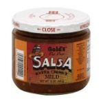 Gold Pure Food Products -  Salsa Extra Chunky Mild 0041740001490