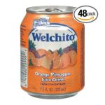 Welch's -  Juice Drink Orange Pineapple Cans 0041800209002