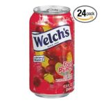 Welch's -  Juice Drink Fruit Punch 0041800309009