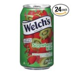 Welch's -  Strawberry Kiwi Drink Cans 0041800311002