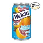 Welch's -  Ruby Red Grapefruit Juice Cocktail Cans 0041800333004