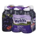 Welch's -  100% Juice 0041800337118
