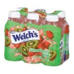 Welch's -  Juice Drink Strawberry Kiwi Plastic Bottles 0041800349005