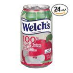 Welch's -  Apple Juice 100% Juice Drink 0041800382002