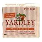 Yardley -  Gentle Bar Soap Peach Blossom 0041840800757