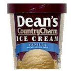 Dean's Foods -  Ice Cream 1.5 qt,1.42 lt 0041900020989